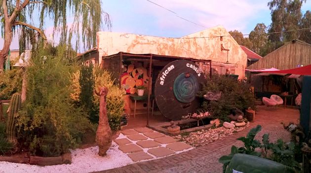 CALVINIA MAGIC GARDEN, B&B and Self Catering