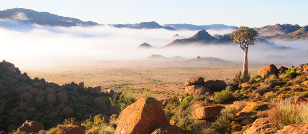 Okiep is a small town in the Northern Cape province of South Africa.
