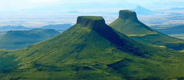 Tarkastad, in the Eastern Cape province of South Africa.